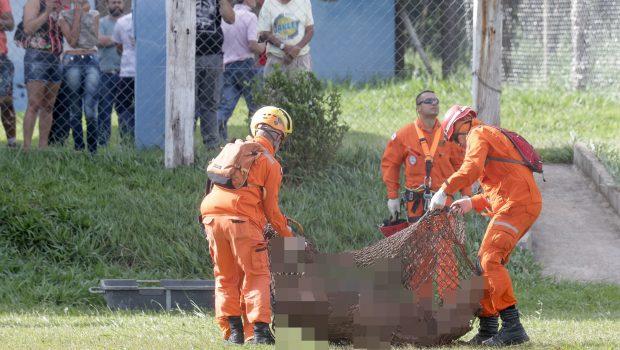 Sobe para 11 o número de mortos de tragédia em Brumadinho