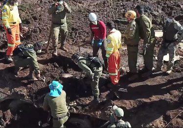 Com risco em barragem, Barão de Cocais (MG) terá treinamento para fuga