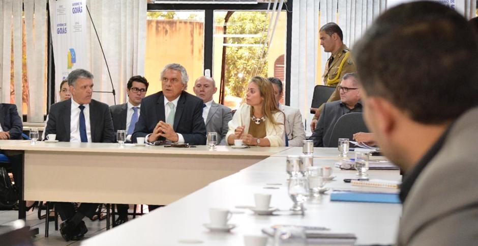 Situação fiscal do Estado é motivo de discussão entre Sefaz e Tesouro Nacional (Foto: Governadoria de Goiás)