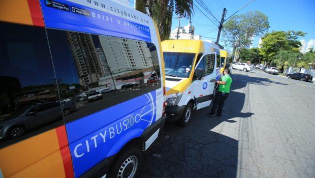 Transporte público por aplicativo é lançado em Goiânia