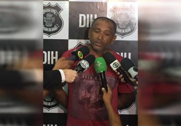 Preso segurança que matou morador de rua com facada no peito em Goiânia