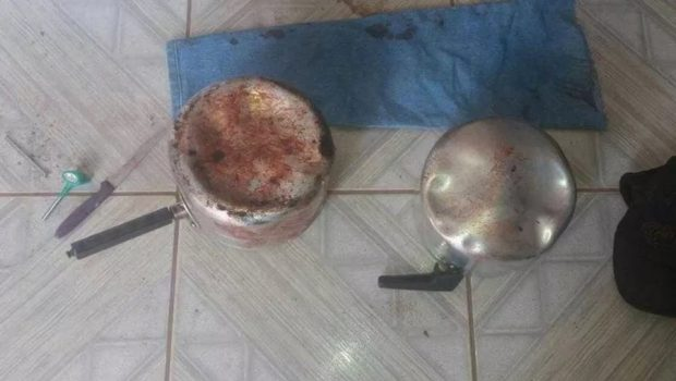 Mulher é morta com golpes de panela em Caiapônia