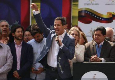Guaidó aceita negociar com chavismo