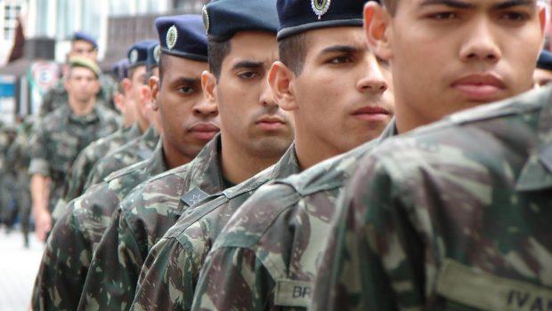 Alistamento militar começa hoje e vai até o fim de junho