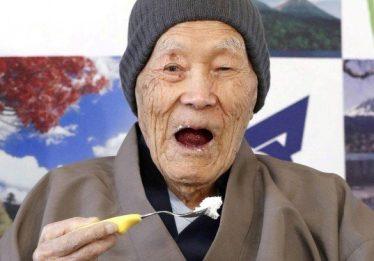 Homem mais velho do mundo, japonês morre aos 113 anos