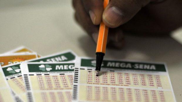 Mega-Sena pode pagar hoje R$ 33 milhões