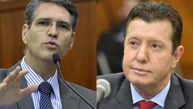 Deputados se despedem da Alego para assumir cargos na Câmara, em Brasília