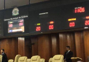 Câmara derruba veto de Íris por unanimidade e descontos do IPTU serão mantidos