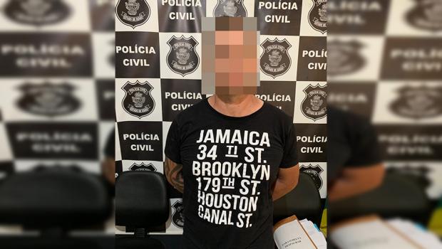 Polícia Civil prende autor de explosão a caixa eletrônico em Piracanjuba