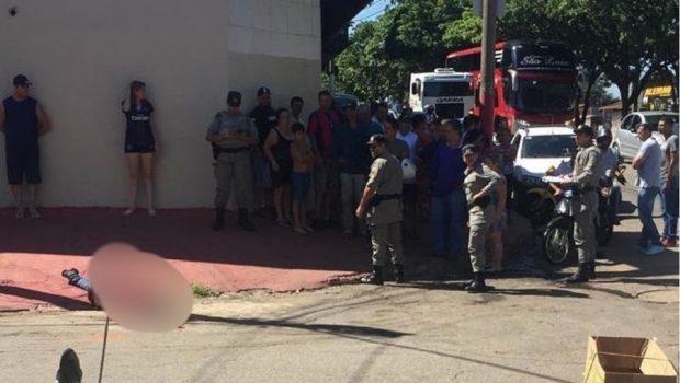 Homem é morto a tiros no Setor Nossa Senhora de Fátima, em Goiânia