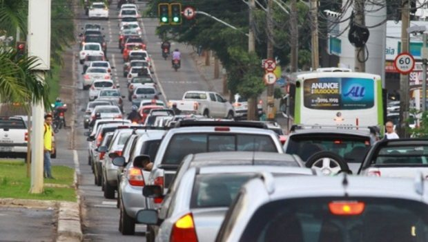 Em Goiás, frota de veículos aumenta mais de16% em 2018
