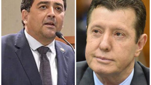 """Deputados """"batem boca"""" por alegação de Caiado sobre corrupção na Agetop"""