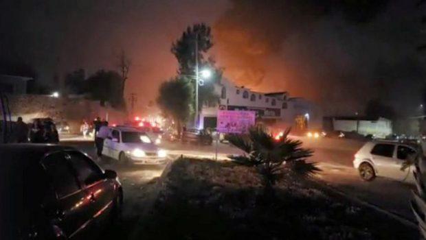 Chega a 73 o número de mortos em explosão no México; feridos somam 74