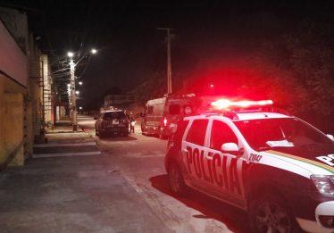 No 22º dia de ações violentas, criminosos atacam posto de combustível no Ceará