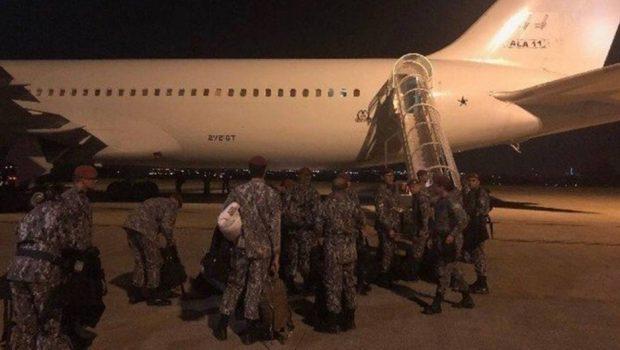 Força Nacional chega ao CE, e estado tem 3ª noite seguida de ataques criminosos