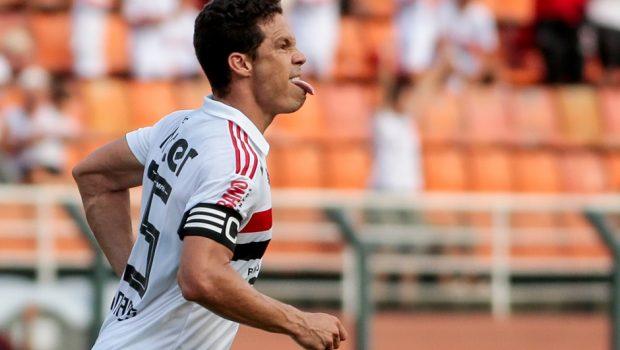 São Paulo vence o São Bento e se reabilita no Paulista