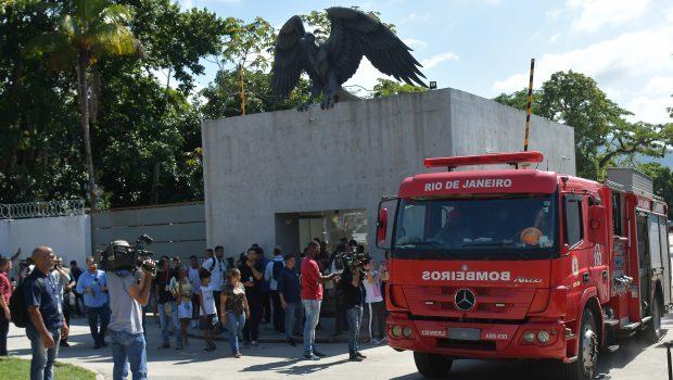 MP vai apurar responsabilidades por incêndio no CT do Flamengo