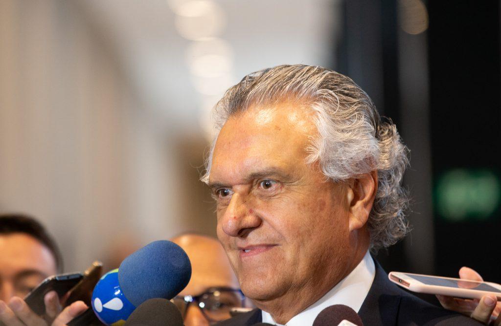 Caiado defende 3ª via para participação de Estados e municípios na reforma