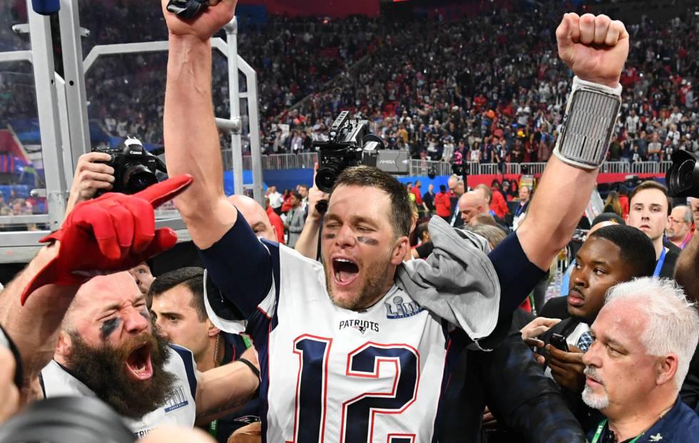 Patriots, de Tom Brady, supera o Rams e vence o Super Bowl pela sexta vez