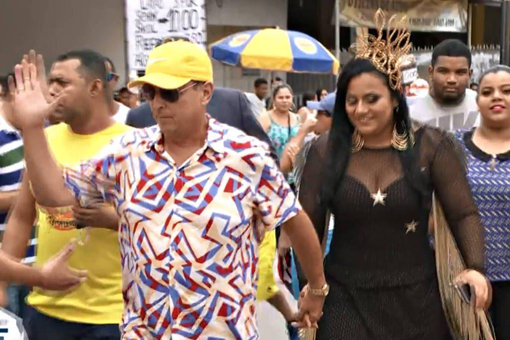 Prefeito em PE obriga funcionários a irem a show da noiva em prévia de Carnaval