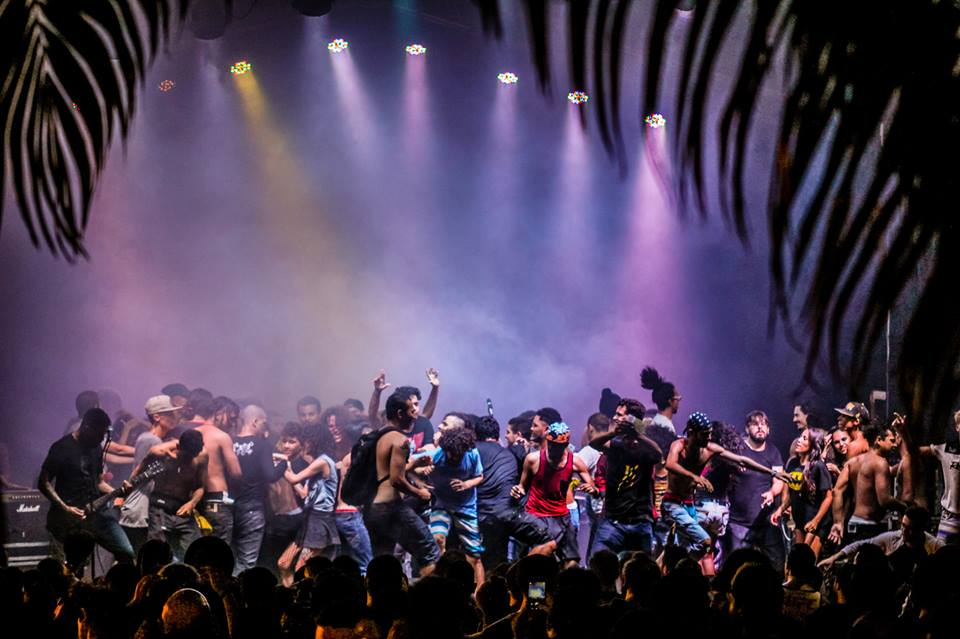 13ª edição do Grito Festival acontece nos dias 2 e 3 de março (Foto: Reprodução/Facebook)