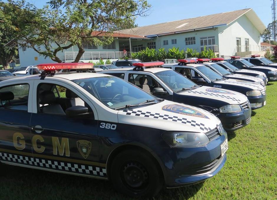 Agentes da Guarda Civil Metropolitana entram em greve, em Aparecida de Goiânia