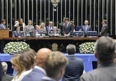 Senado recebe proposta de plebiscito sobre reeleição de senadores, deputados e vereadores