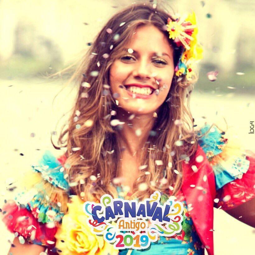 Carnaval Antigo de Caldas Novas 2019 (Foto: Divulgação)