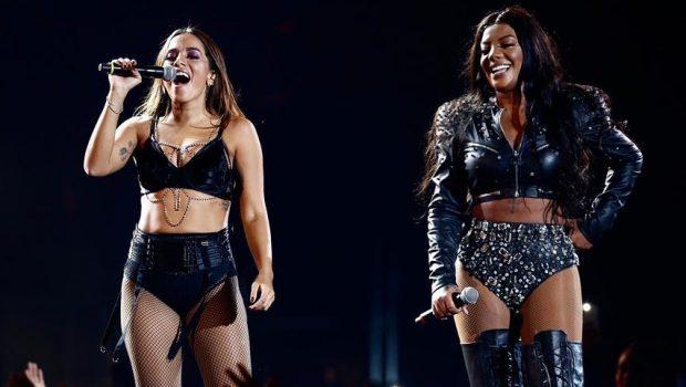 'Favela Chegou': Ludmilla e Anitta jogam o bumbum em nova música de trabalho