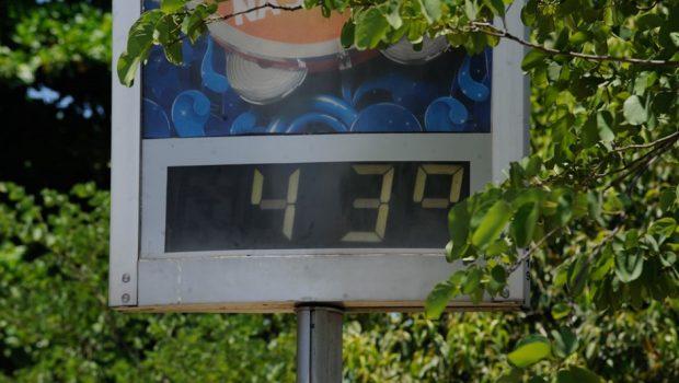 Temperatura média da Terra em 2018 foi a 4ª mais alta já registrada