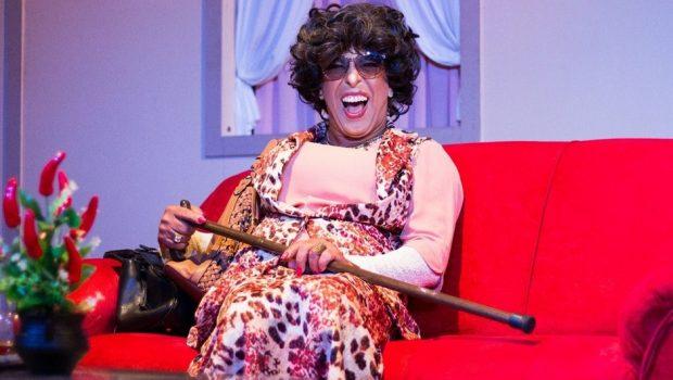 Rua do Lazer é palco da comédia 'A sogra que eu pedi a Deus' neste sábado (09)