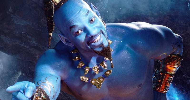 'Aladdin': novo trailer do filme mostra Will Smith como o Gênio