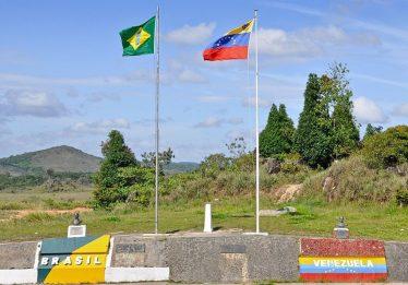 Guarda Nacional Bolivariana amplia fechamento da fronteira com o Brasil