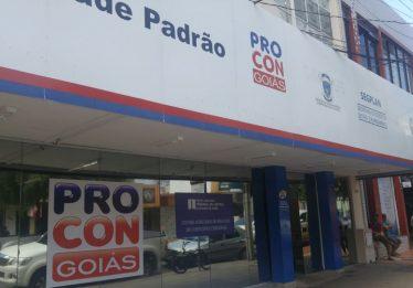 Procon divulga ranking das empresas mais reclamadas em 2018, em Goiás