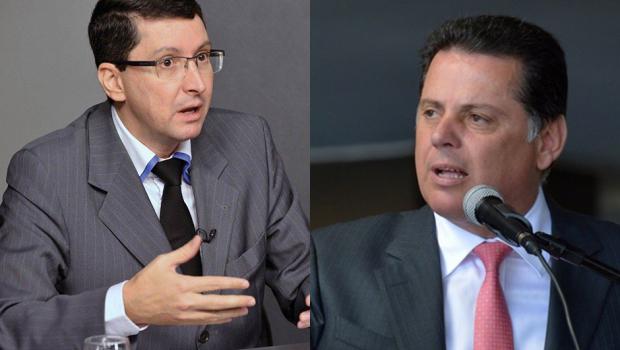 Justiça nega ação de danos morais de Marconi Perillo contra Fernando Krebs