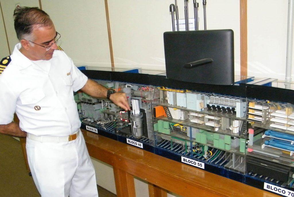Operação investiga cobrança de propina em projeto de submarino nuclear