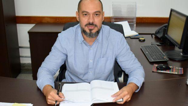 Robson Vieira assume a Presidência da Fapeg