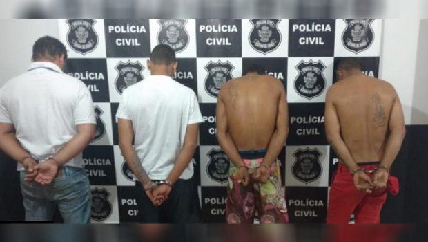 Dezesseis supostos membros de facção criminosa são presos em Goiás