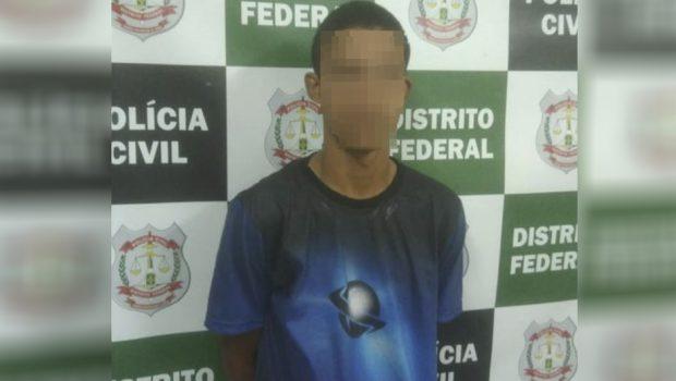 Rapaz é preso por tentativa de feminicídio após 'levar fora', em Planaltina