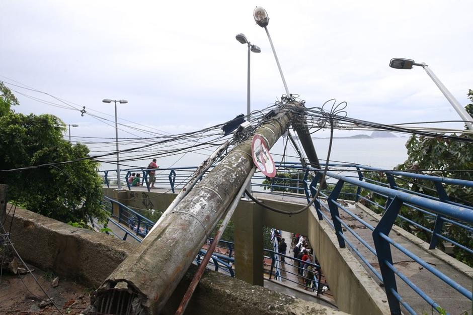 Rio anuncia medidas para conter danos de tempestade que se aproxima