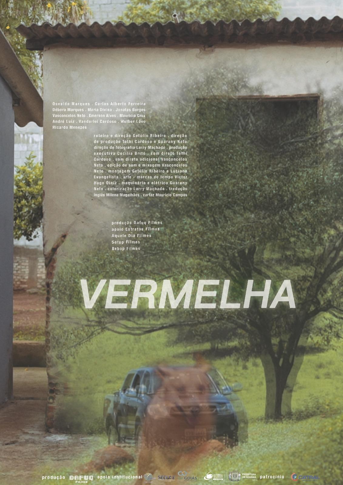 VERMELHA CARTAZ - Mais Goiás