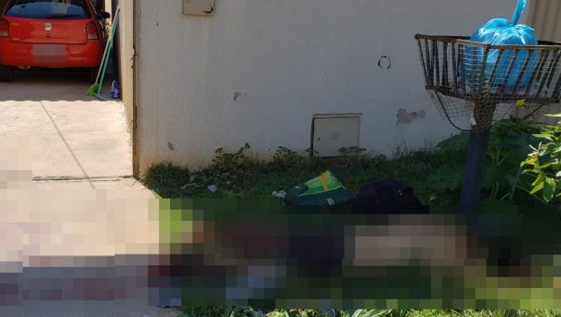 Homem é morto a tiros no Parque Haiala, em Aparecida de Goiânia