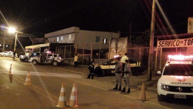 Festa que prometia rodízio de mulheres é fechada pela PM, em Águas Lindas de Goiás