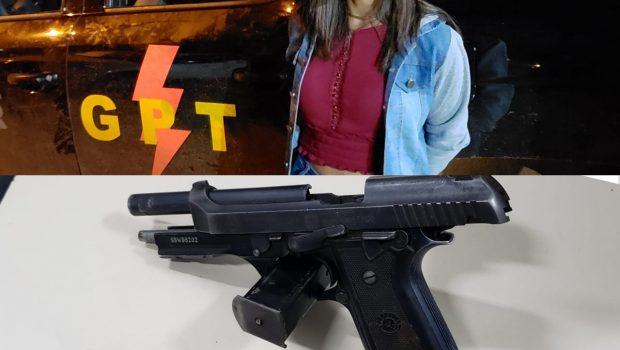 Sargento da PM é morto a tiros pela namorada, em São Gabriel de Goiás