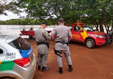 Corpo de bebê é encontrado no Rio Verdão em Maurilândia