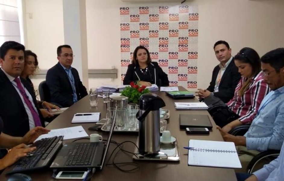 Procon Goiás realiza reunião com a Enel cobrando melhorias no atendimento