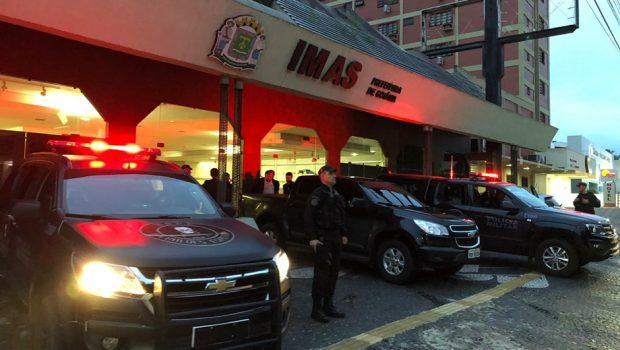 MP deflagra operação contra fraudes no IMAS