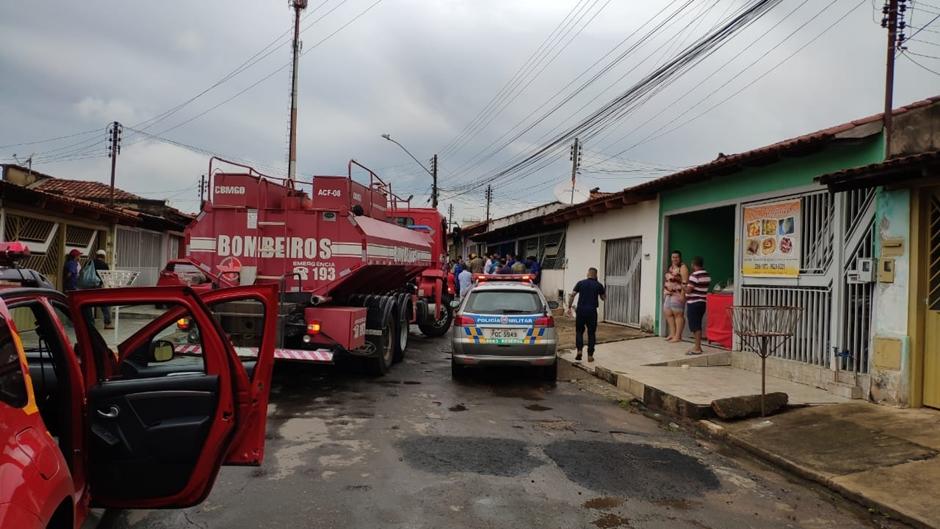 Mãe mata filha de um ano com golpes de marreta, no Parque Santa Rita, em Goiânia