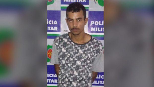 Jovem é preso suspeito de roubar celulares durante velório em Senador Canedo