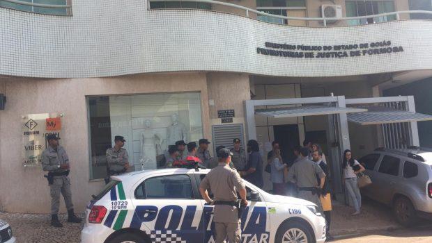 MP deflagra operação em Formosa para apurar supostas fraudes em contratos licitatórios